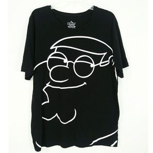 Peter Family Guy graphic tee XL